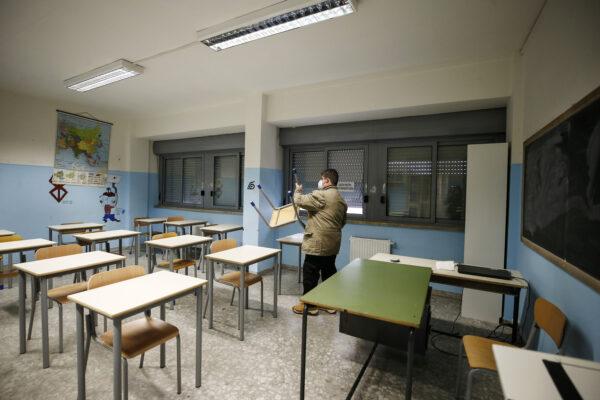 """""""Nel mondo ogni studente ha perso 74 giorni di scuola"""", l'istruzione vittima della pandemia"""