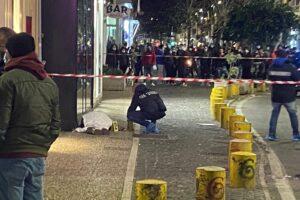 Napoli, agguato a Fuorigrotta: uomo ucciso in strada