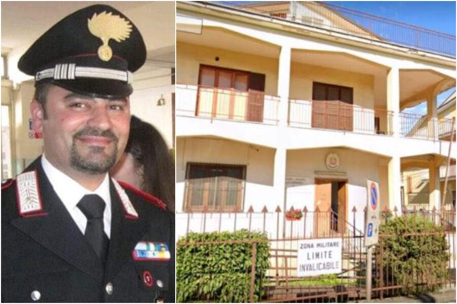 """Carabiniere di 49 anni muore per il Covid, l'Arma piange il maresciallo Nero: """"Sempre in prima linea a fianco dei cittadini"""""""