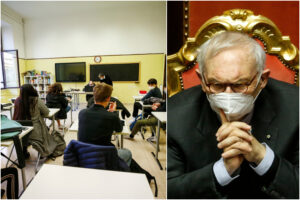 """A scuola senza mascherine, l'allarme dei presidi: """"Rischio emarginazione per studenti non vaccinati"""""""