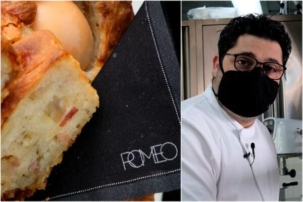 Il Casatiello, i segreti dello chef stellato nella ricetta di Salvatore Bianco