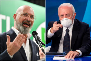 """Vaccino Sputnik, Bonaccini contro De Luca: """"Nessuno può comprare dosi senza l'ok di Ema"""""""