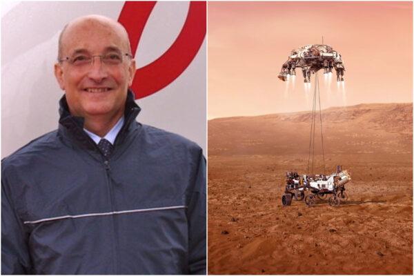 Andare su Marte è utile per tutti, anche alla Campania