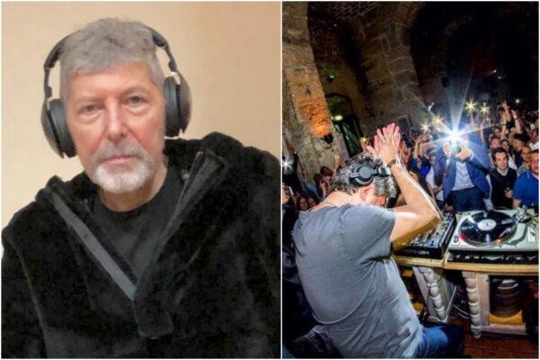 È morto Claudio Coccoluto, il gigante della consolle se ne va a 59 anni