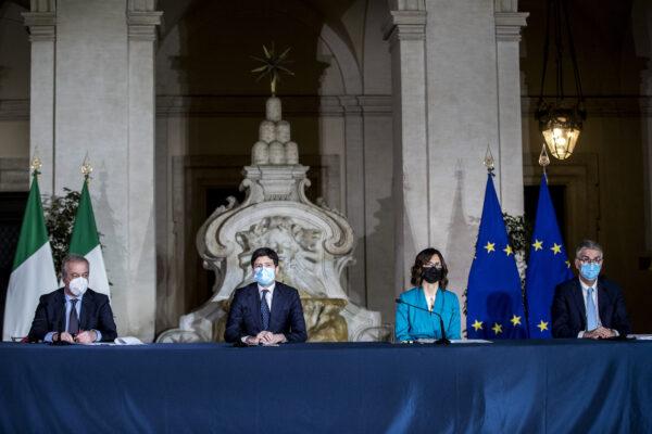 """Dpcm Draghi, la Rai 'dimentica' la diretta: da """"megafono di Conte"""" al silenzio televisivo"""