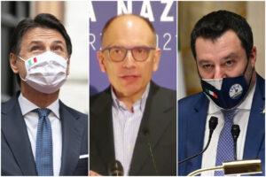 """Letta vede già le elezioni: """"Col dialogo batteremo centrodestra"""". Salvini furioso: """"Ius soli cavolata"""""""