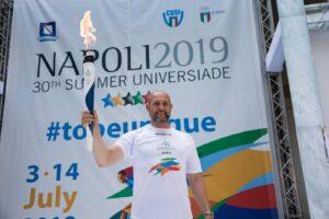 """Davide Tizzano: """"Mare e impianti negati, patto tra pubblico e privato per rilanciare lo sport"""""""