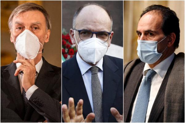 PD, accordo sul capogruppo donna alla Camera: al Senato Marcucci 'resiste' ed è scontro con Letta
