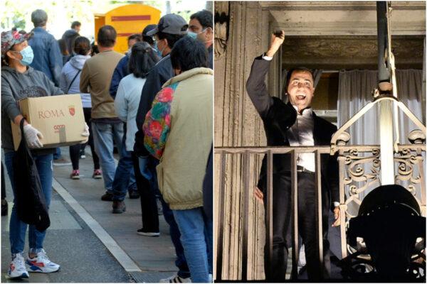 Dramma povertà in Italia: un milione in più nell'ultimo anno. Ma Di Maio non l'aveva abolita?