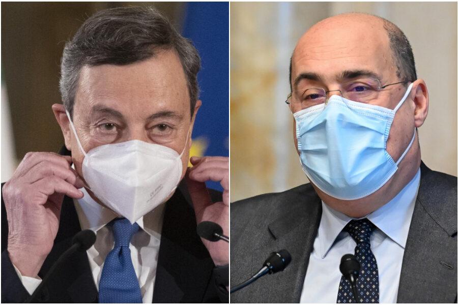 Le dimissioni di Zingaretti sono una fuga: il Pd non riesce a stare al passo con Draghi