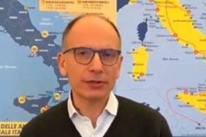 """Pd, Enrico Letta scioglie la riserva: """"Ci sono ma non cerco l'unanimità, lo faccio per amore della politica"""""""