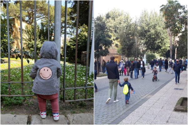 """Parchi chiusi e i bimbi affollano le strade: """"Gli adulti hanno diritto all'attività fisica, cosa resta ai piccoli?"""""""