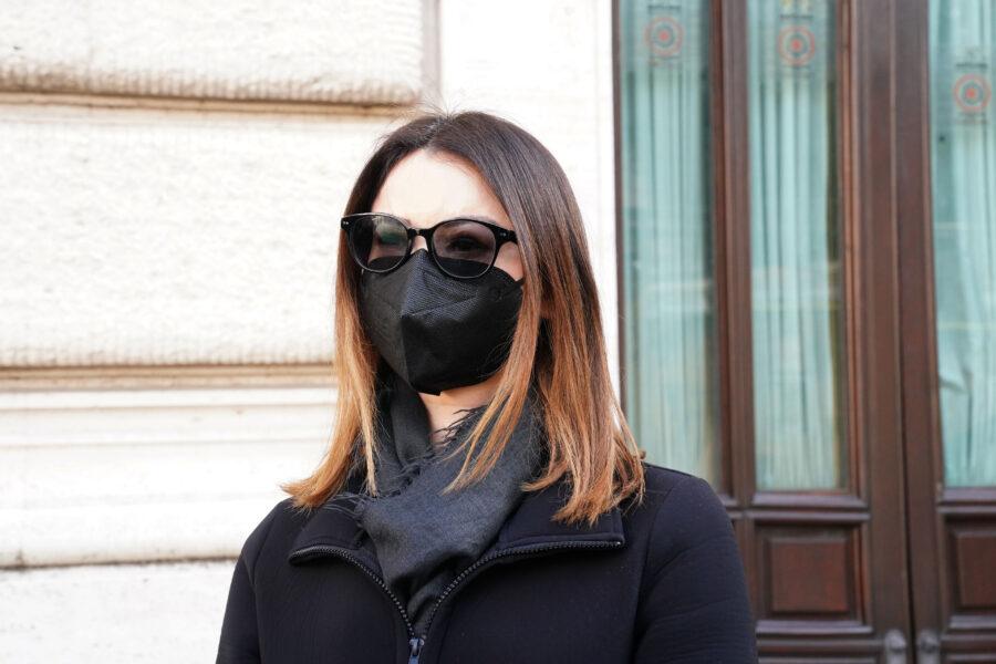 LUCIA ANNIBALI ITALIA VIVA