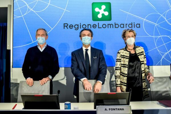 Flop vaccini in Lombardia, Fontana cambia i vertici di Aria dopo il disastro delle prenotazioni