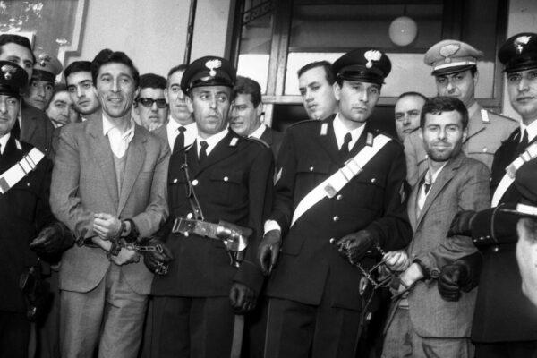 Banda Cavallero e la strage in seguito alla rapina al Banco di Napoli