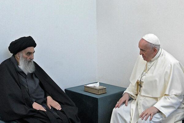Chi è al-Sistani, l'Ayatollah incontrato da Papa Francesco in Iraq per un vertice 'storico'