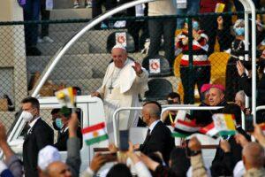 Il Mediterraneo è sponda di pace, il viaggio del Papa in Iraq sia arma per farlo diventare casa di fraternità