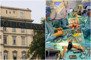 Napoli, ricostruito avambraccio a un uomo grazie a ossa da cadavere e cellule staminali
