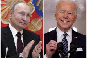 """Putin augura """"buona salute"""" a Biden: """"Io assassino? Chi lo dice sa di esserlo"""""""