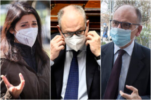Letta affossa l'alleanza Pd-5 Stelle: Gualtieri candidato sindaco a Roma contro la Raggi
