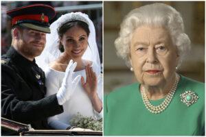 """Harry e Meghan, la regina Elisabetta: """"Vi ameremo sempre. Accuse di razzismo prese seriamente"""""""