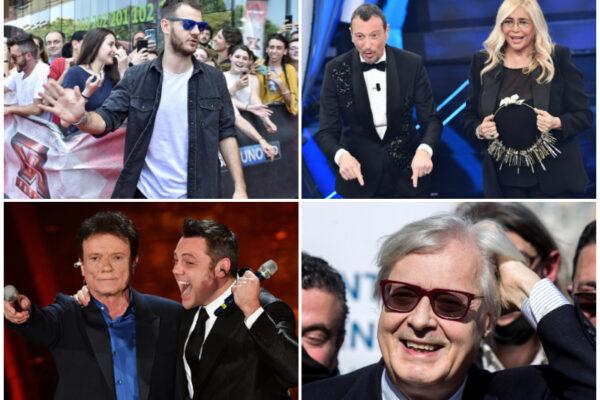 Chi condurrà il prossimo Festival di Sanremo, Amadeus e Fiorello lasciano: il toto-nomi