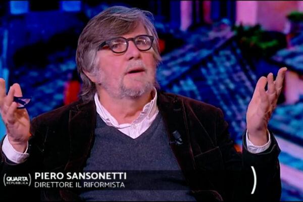 Interventi del direttore Piero Sansonetti a Quarta Repubblica