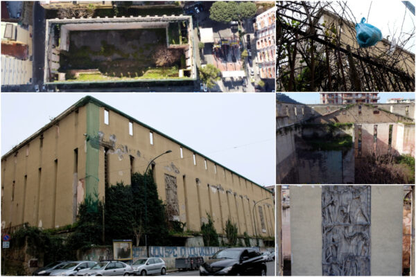 """Sferisterio di Fuorigrotta, da 40 anni simbolo del degrado di Napoli: """"Presto un centro sportivo"""""""
