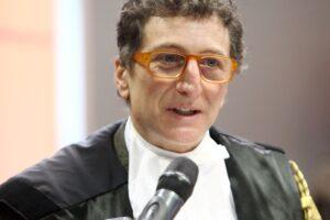 DR ANTONIO TAFURI PRESIDENTE ORDINE AVVOCATI NAPOLI