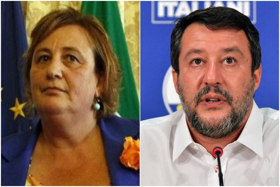 Salvini se ne faccia una ragione, non sono una furbetta dell'antivirus