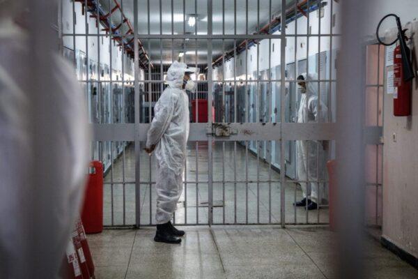 Poggioreale, ci sono 2mila detenuti ma solo 24 sono stati vaccinati…