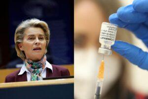 Caos vaccini, contromossa europea dopo AstraZeneca: accordo con Pfizer per anticipo di 10 milioni di dosi entro giugno