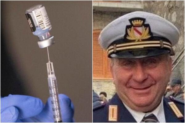 Vigile urbano muore poche ore dopo la dose di vaccino Pfizer, Procura sequestra la salma
