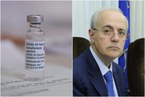 Per Zuccaro AstraZeneca è sicuro poiché nessun magistrato vaccinato ha avuti effetti avversi