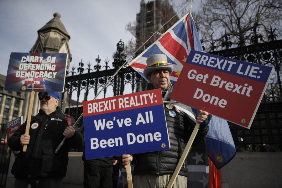 Il Regno Unito si sta sfaldando?
