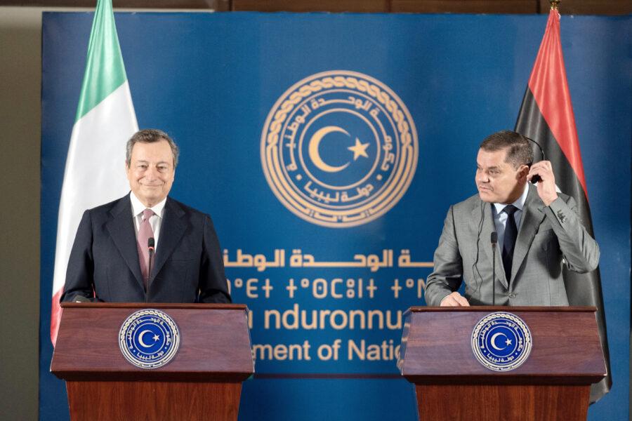 La campagna libica di Draghi: esautora Di Maio ma dimentica i diritti umani