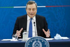 """Superlega, Draghi sostiene la Uefa e la Serie A: """"Preserviamo i valori meritocratici dello sport"""""""