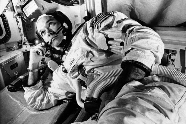 Chi era Michael Collins, l'astronauta dell'Apollo 11 che non sbarcò sulla Luna