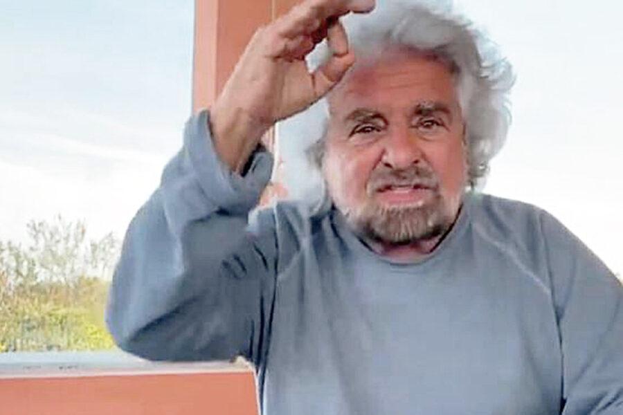 Beppe Grillo e il video a difesa del figlio Ciro, come ha fatto l'Italia a credere a questo personaggio