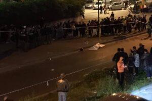 Napoli, schianto drammatico in strada: un morto e un ferito grave