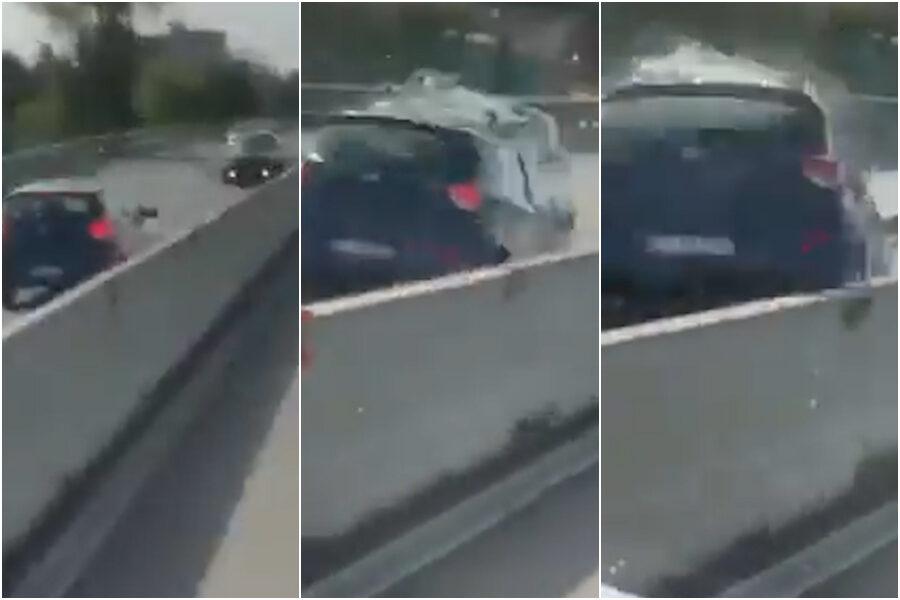 Anziani imboccano contromano la Brindisi-Bari e muoiono dopo terribile schianto