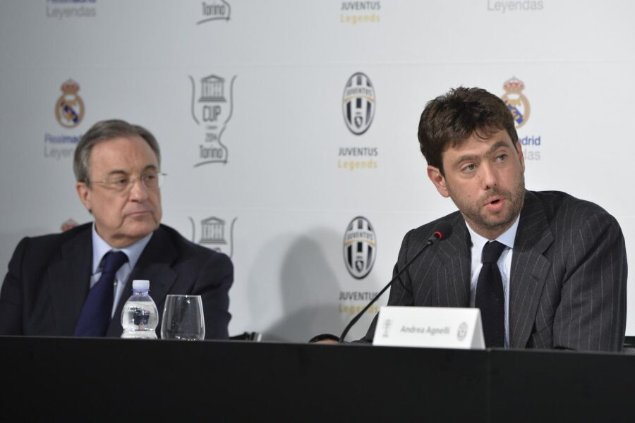 La Superlega è fallita, dura meno di 48 ore il golpe di Perez-Agnelli