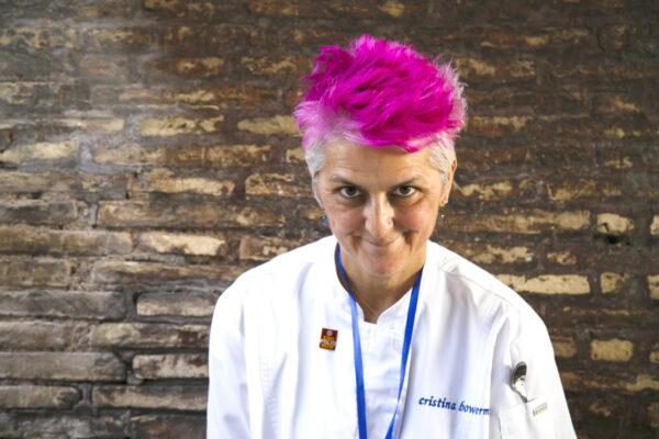 Cristina Bowerman, la chef del cross over ora è anche delivery