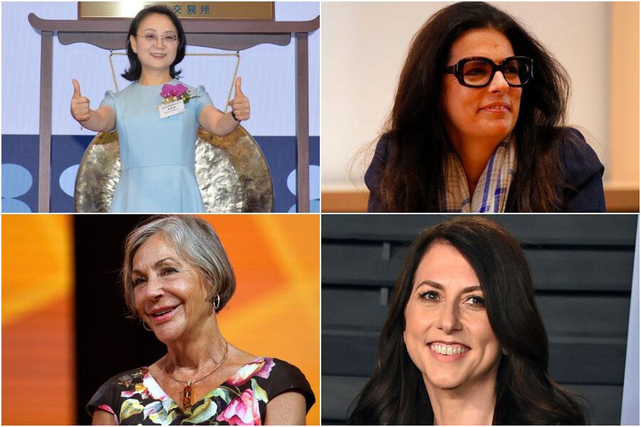 Chi sono le donne più ricche al mondo: da Bettencourt Meyers a