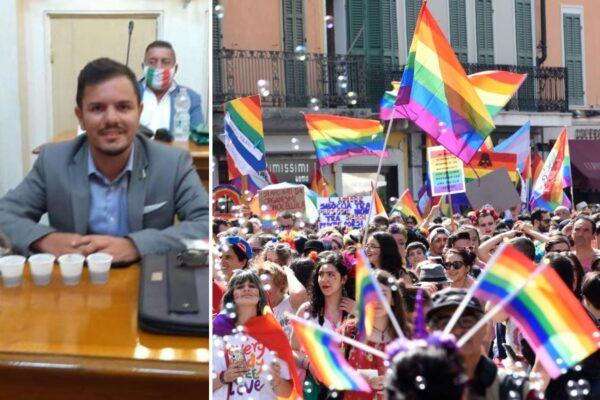 """""""I gay si comportino come persone normali"""", bufera sul consigliere regionale leghista"""
