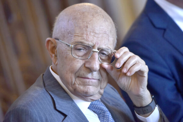 """La sciabolata di Cassese: """"Serve commissione d'inchiesta sulla magistratura"""""""