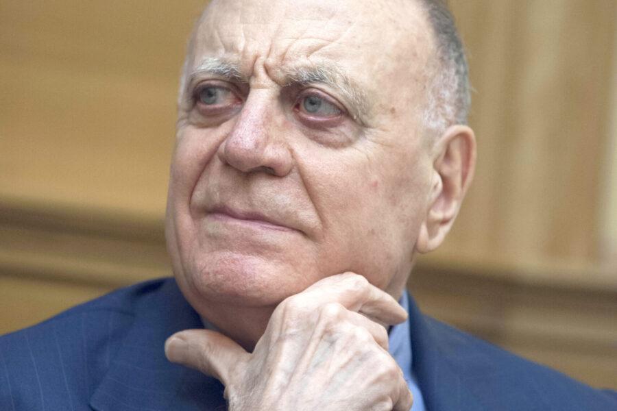 """""""Governo Draghi è di necessità e di tregua, ma ora il premier deve mediare coi partiti"""", intervista a Rino Formica"""