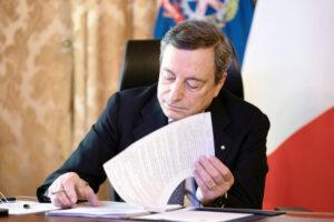 Lavorare in silenzio non basta, Draghi deve far sentire la sua voce
