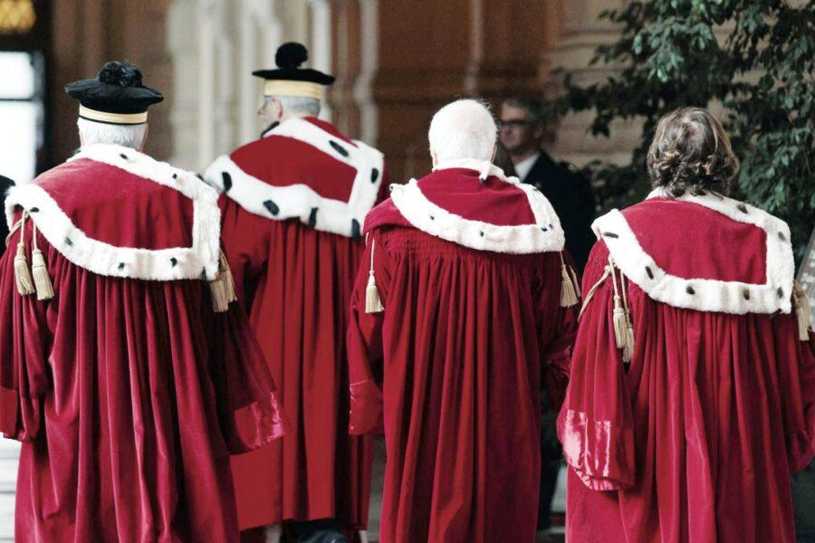 Le correnti in magistratura sono contro la Costituzione