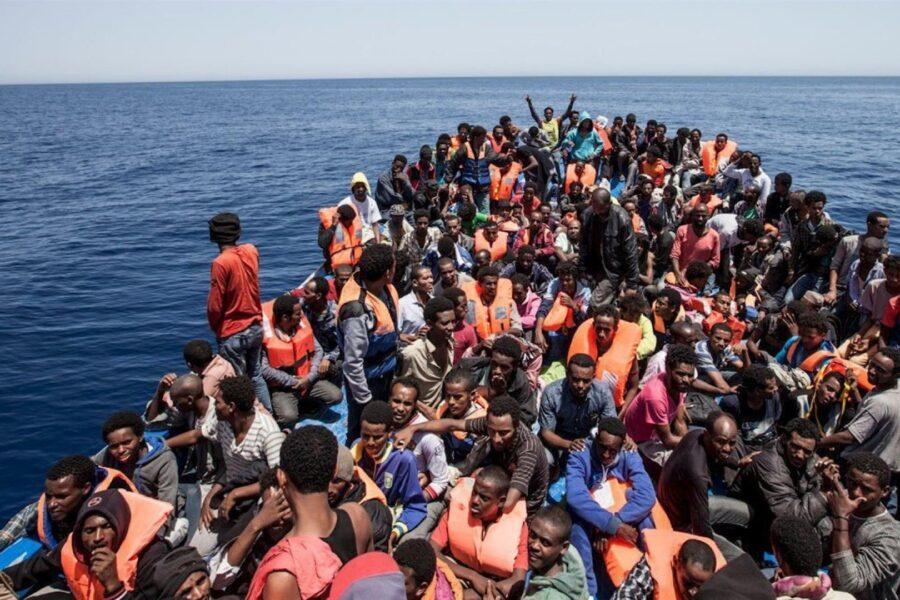Nuova strage al largo della Libia, 5 morti